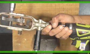 Что можно сделать из старой ручной дрели: интересные приспособления
