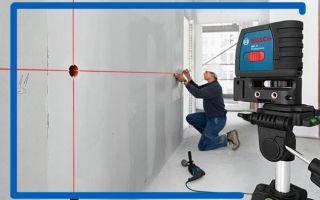 Как нужно пользоваться лазерным уровнем