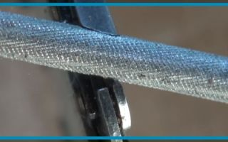 Особенности затачивания цепи бензопилы