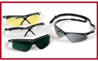 Информация о защитных очках для работы с болгаркой