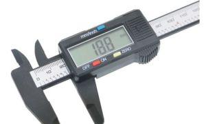 Штангенциркуль: измеряем правильно