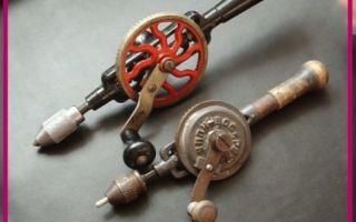Ручная дрель: насколько полезным является данный инструмент