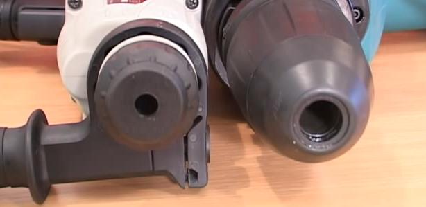 Различные виды патронов для перфоратора