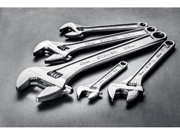 Размеры ключей